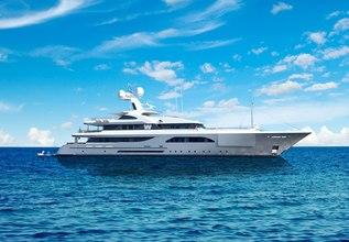W Charter Yacht at Monaco Yacht Show 2017