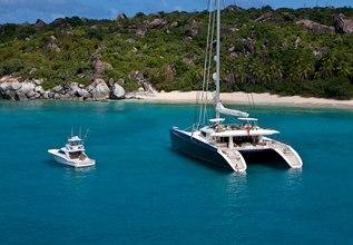 Hemisphere Charter Yacht at Antigua Charter Yacht Show 2017