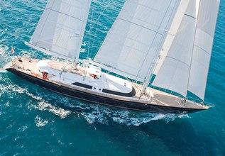 Piropo Charter Yacht at Monaco Yacht Show 2015