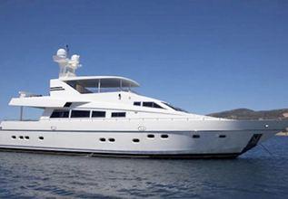 Take 5 Charter Yacht at Palma Superyacht Show 2015