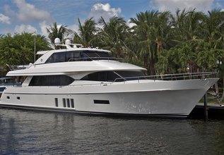 Blind Faith Charter Yacht at Yachts Miami Beach 2017