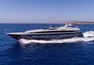 Billa Charter Yacht at Mediterranean Yacht Show 2019