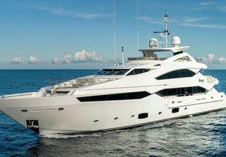 Anya Charter Yacht at Monaco Yacht Show 2019