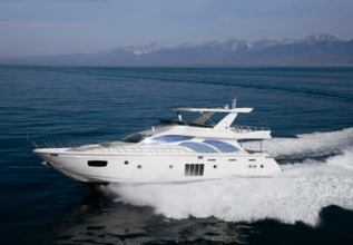 Own the Night Charter Yacht at Fort Lauderdale Boat Show 2014