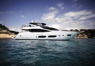 Spectre Charter Yacht at Fort Lauderdale Boat Show 2015