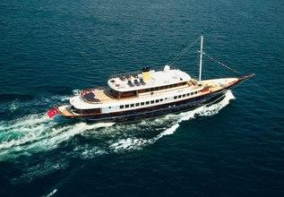 Fly Me To The Moon Charter Yacht at Festival de la Plaisance de Cannes 2013