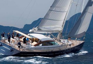 Mbolo Charter Yacht at Cannes Yachting Festival 2015