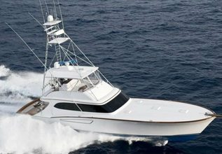 Big Dog Charter Yacht at Fort Lauderdale Boat Show 2015