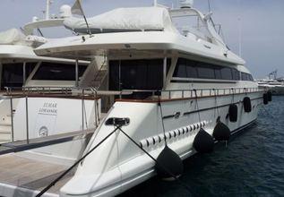 Elmar Charter Yacht at East Med Yacht Show 2014