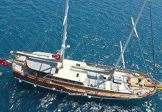 Kaptan Mehmet Bugra Charter Yacht at Marmaris Yacht Charter Show 2017