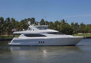 Happy Hour Charter Yacht at Yachts Miami Beach 2017