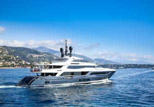 Severin's Charter Yacht at Monaco Yacht Show 2019