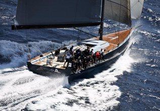 Highland Fling XI Charter Yacht at Les Voiles de Saint Barth 2017