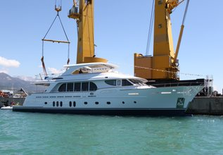 Vanadis Charter Yacht at Monaco Yacht Show 2019