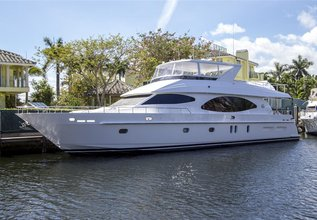 Irresistible Charter Yacht at Fort Lauderdale Boat Show 2015