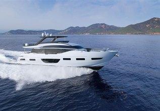 Princess Y85/502 Charter Yacht at Monaco Yacht Show 2019
