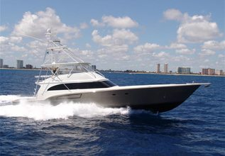 R80 (delete) Charter Yacht at Palm Beach Boat Show 2014