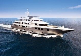 Baton Rouge Charter Yacht at Antigua Charter Yacht Show 2018