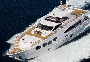 Diam Charter Yacht at Cannes Yachting Festival 2017
