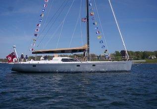 Sirona Charter Yacht at Antigua Charter Yacht Show 2017