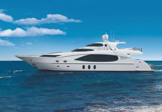 Sea Breeze One Charter Yacht at Miami Yacht Show 2018