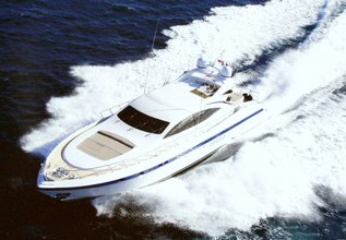 H1 Charter Yacht at Monaco Grand Prix 2014
