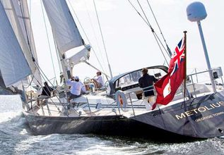 Metolius Charter Yacht at Palma Superyacht Show 2015