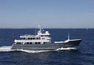 Sea Eagle Charter Yacht at Cannes Yachting Festival 2014