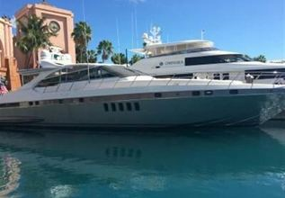 Coal Blooded Charter Yacht at Fort Lauderdale International Boat Show (FLIBS) 2020- Attending Yachts