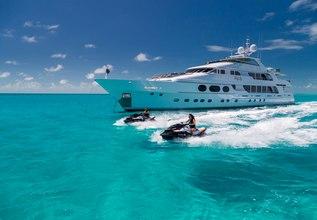 Lady Joy Charter Yacht at Yachts Miami Beach 2016