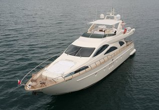 Libero Charter Yacht at Fort Lauderdale International Boat Show (FLIBS) 2020- Attending Yachts