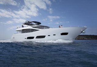 Elite Charter Yacht at Miami Yacht Show 2020