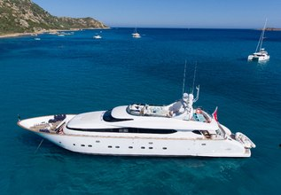 Amaya Charter Yacht at SeaYou Yacht Sales & Charter Days 2019