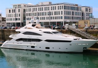 Anyuta Charter Yacht at Monaco Grand Prix 2016