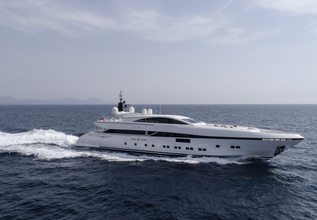 Elsea Charter Yacht at Monaco Yacht Show 2017