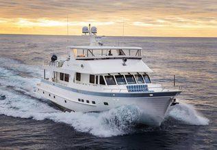 Ti Punch Charter Yacht at Yachts Miami Beach 2017
