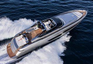 Riva Florida 88 /6 Charter Yacht at Dubai International Boat Show 2021