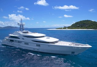 Anna 1 Charter Yacht at Monaco Yacht Show 2018