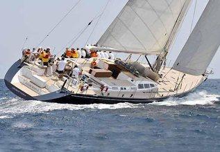 Asahi Charter Yacht at Antigua Charter Yacht Show 2014