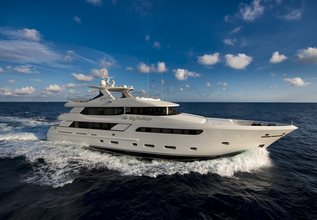 Darlings Charter Yacht at Mediterranean Yacht Show 2015