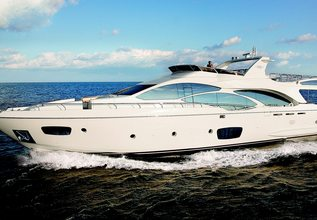 Sorridente Charter Yacht at Fort Lauderdale Boat Show 2014