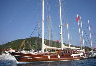 Sema Tuana Charter Yacht at TYBA Yacht Charter Show 2019