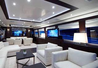 Mayama 37m Charter Yacht at Monaco Grand Prix 2017