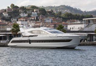 Cerri 102/05 Charter Yacht at Monaco Yacht Show 2015