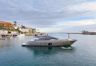 Mo Town Charter Yacht at Fort Lauderdale Boat Show 2019 (FLIBS)