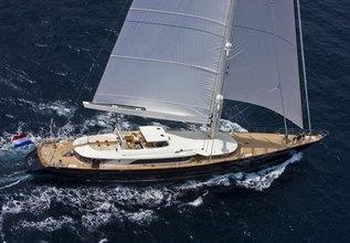 Bayesian Charter Yacht at Perini Navi Cup 2015