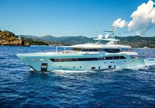 Latona Charter Yacht at Monaco Yacht Show 2018