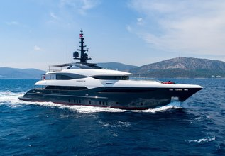 Starburst III Charter Yacht at Monaco Yacht Show 2017