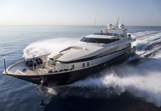 Cappuccino Charter Yacht at MIPIM 2020