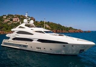 Sullivan's Island Charter Yacht at MYBA Charter Show 2013